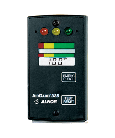 alnor tsi airgard fume monitor 335-d